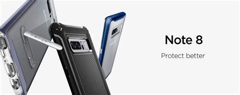 Samsung Note 8 Neo Hybrid Spigen Slim Armor galaxy note 8 samsung cell phone spigen