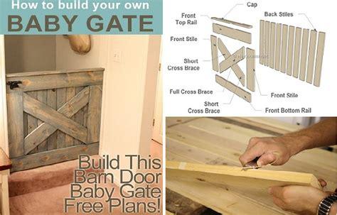 Diy Barn Door Baby Gate Diy Barn Door Baby Gate Free Plans Home Design Garden