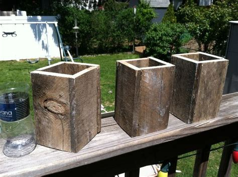 Planter Boxes Made From Pallets by Pallet Planter Boxes Ideas