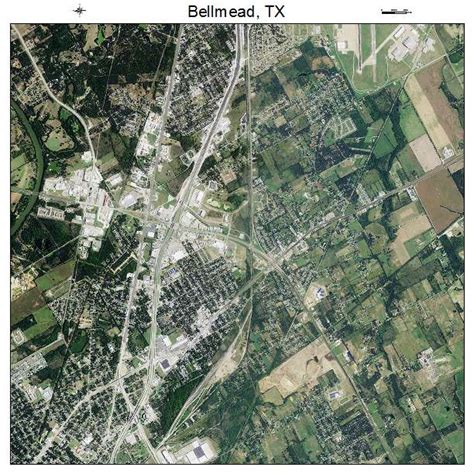 aerial maps texas aerial photography map of bellmead tx texas