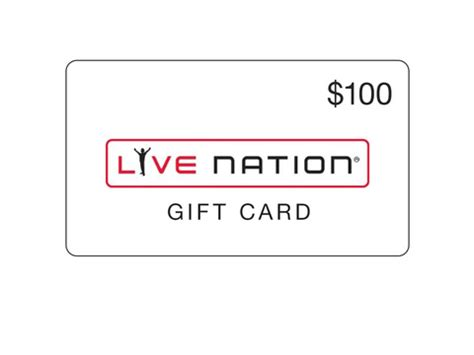 Live Nation Gift Card - the ellen degeneres show the place for ellen tickets celebrity photos videos games