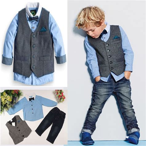 Boyset Minijeans waistcoat bow tie reviews shopping waistcoat bow tie reviews on aliexpress