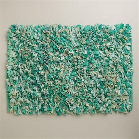 jersey shag rug harbor blue jersey shag bath mat shag rugs world and rugs
