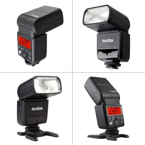Godox Tt350s Flash Kamera For Sony best godox tt350s mini portable speedlite for sony a77ii a7rii a7r black sale shopping