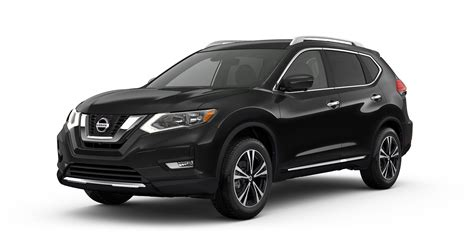 black nissan rogue what are the color options for the 2018 nissan rogue