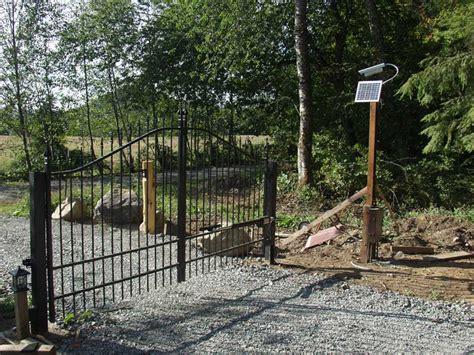 swinging gate farm swing gate