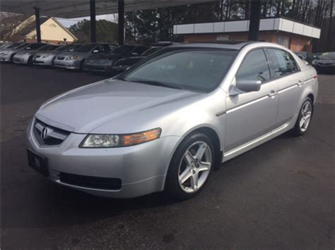 2006 Acura Tl For Sale by 2006 Acura Tl For Sale Carsforsale