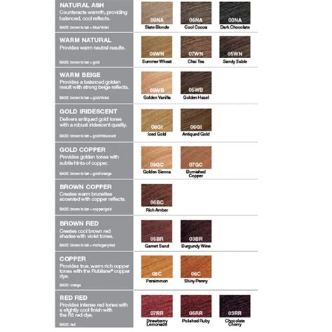 redken shades eq color chart redken shades eq hair color ammonia free