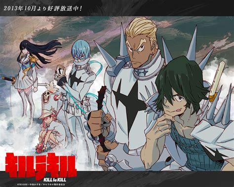 ricochet kills 5 ricochet kills 4 special tvアニメ キルラキル kill la kill オフィシャルサイト