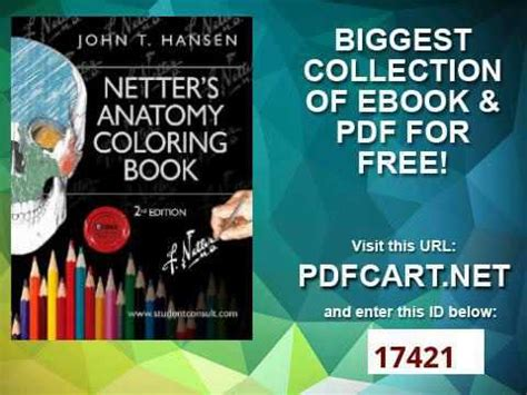 netter anatomy coloring book review health book review netter s anatomy