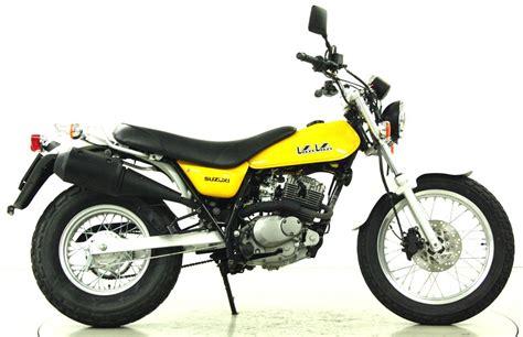 Suzuki Motorrad 125 Ccm by Suzuki Rv 125 Vanvan 125 Ccm Motorr 228 Der Moto Center