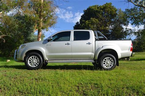 Toyota D4d 2013 Toyota Hilux 3 0 D4d D C 2891