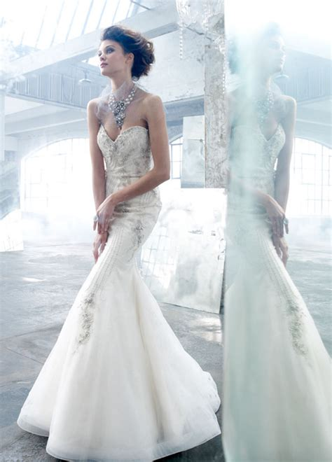 amazing mermaid wedding dresses