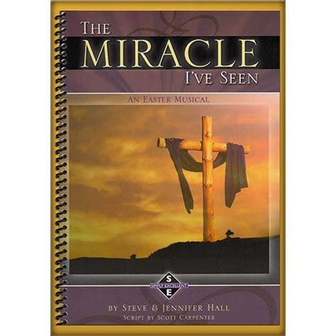 The Miracle Book By The Miracle I Ve Seen Spiral Book Bible