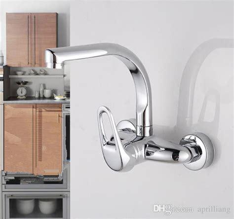 2018 high quality bathroom kitchen faucet chrome basin