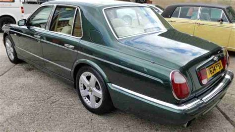 bentley racing green bentley 2000 arnage racing green car for sale