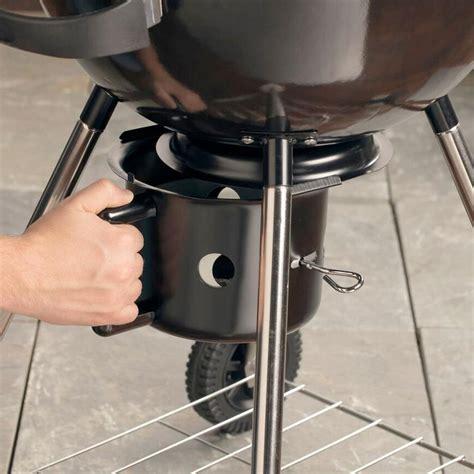 cuisinart ccg 290 18 quot kettle charcoal grill