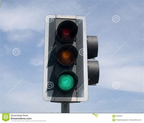 Green Traffic Light by Green Traffic Light Royalty Free Stock Images Image 5356309