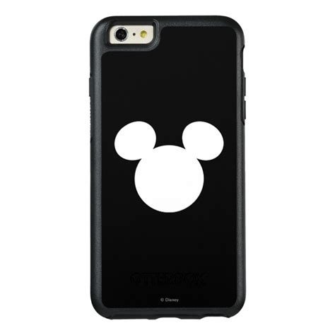 Cover Iphone 6 Plus Icon 3in1 Iphone 6 Iphone 6plus Sport Disney Logo White Mickey Icon Otterbox Iphone 6 6s Plus