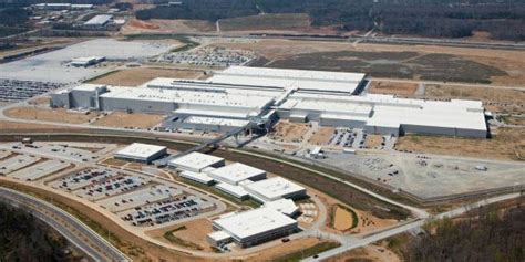 Volkswagen Chattanooga Tennessee by Vw S New Chattanooga Tn Environmental Friendly Plant My