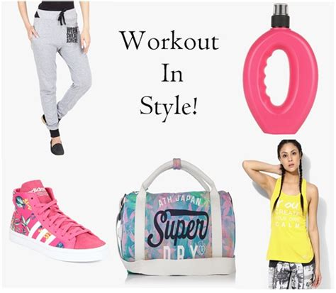jump out of bed stylish workout essentials that will make you jump out of