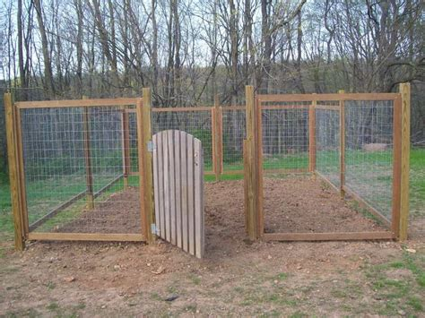 Fencing Ideas For Vegetable Gardens Fence For Our Vegetable Garden