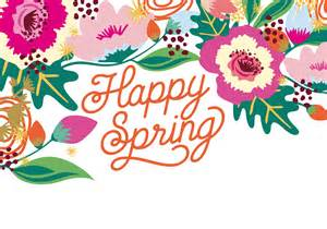 happy spring   pauper s corner   blog about paper stationery cards