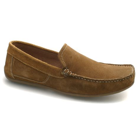 mens brown loafer shoes mens moccasin brown suede driving loafer shoes