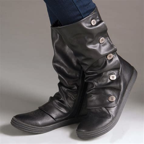 blowfish boots womens blowfish rammish boots in black from get the label