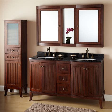 dark brown bathroom cabinets dark wood bathroom wall cabinet eclectic twin white wall