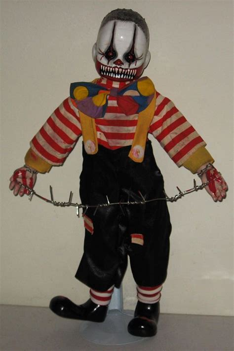 haunted krusty doll 219 best images about clowns whoop whoop on