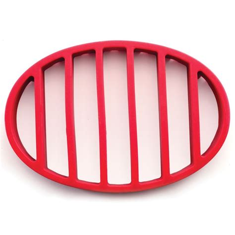 Silicone Canning Rack by Silicone Roast Rack And Trivet