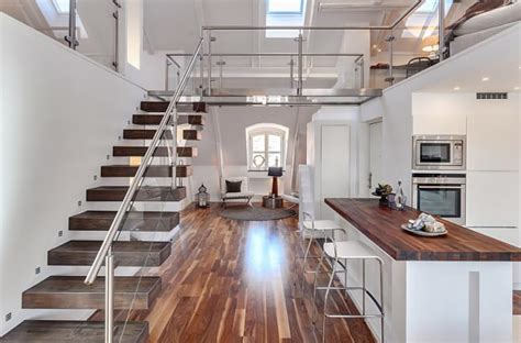 attic loft in stockholm sweden decoholic
