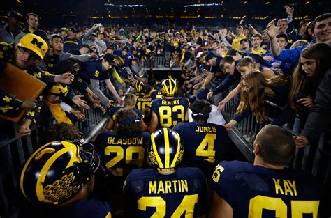 michigan wolverines fan michigan football prediction most improved player will be