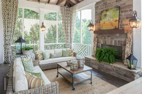 fireplace mantel cover southern living screened porch portfolio the porch companythe porch company