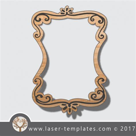 Laser Cut Photo Frames Template Online Laser Cut Design Store Laser Ready Templates Laser Cut Photo Frame Template