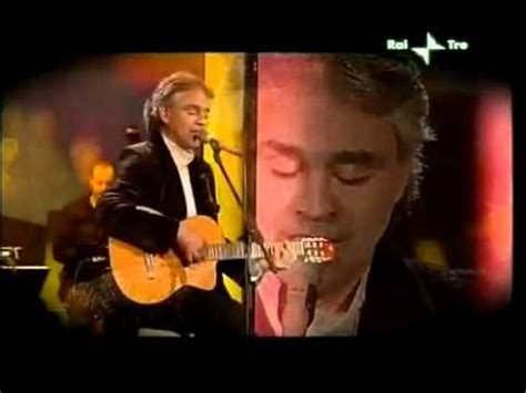 testo la canzone dell perduto 36 best images about andrea bocelli on my way