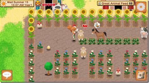 membuat game harvest moon gak perlu emulator ini daftar game khas playstation yang
