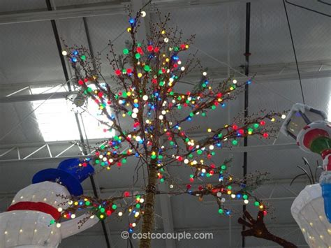 2015 costco christmas tree ge winterberry led tree