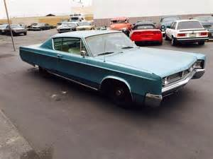1967 Chrysler Newport 1967 Chrysler Newport Coupe In Greenbank Qld For Sale