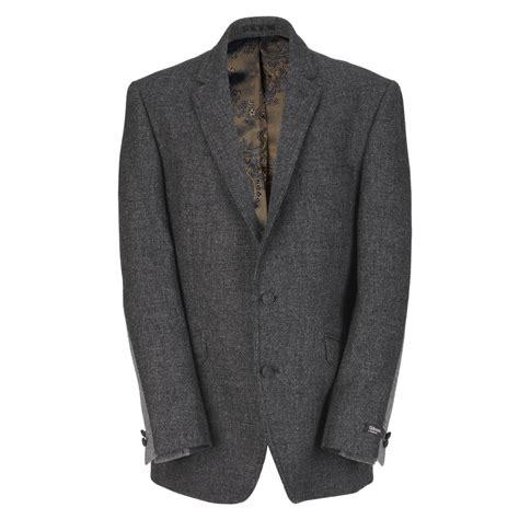 Grey Tweed Gibson Grey Tweed Jacket