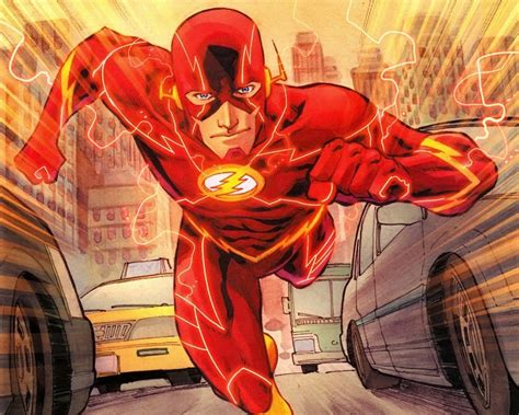 see grant gustin in full costume as the flash he s the