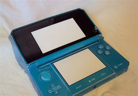 Nintendo Papercrafts - nintendo 3ds papercraft papercraft paradise