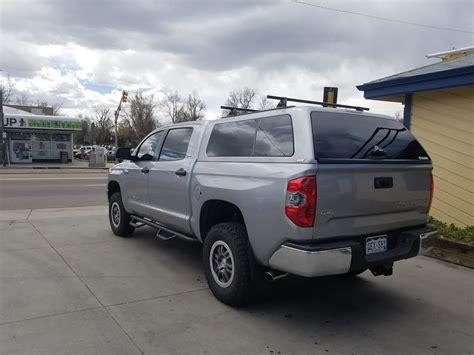 Toyota Tundra Topper 2016 Tundra Crew Are Z Series Yakima Rack Suburban Toppers