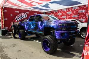 Lifted trucks of sema 2015 rides magazine