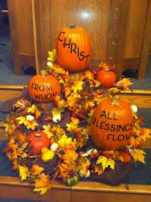 harvest decorations for church fall favorites pinterest