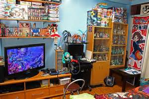 Awesome Bedroom Ideas For Small Rooms - my otaku room 2014 by overmanxan on deviantart