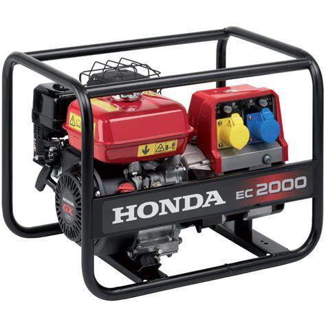 Or Generator Honda Generators Swansea
