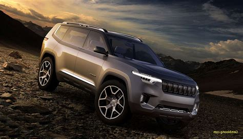 Jeep New Grand 2020 by The 2020 Jeep Grand Spesification Car Price 2019