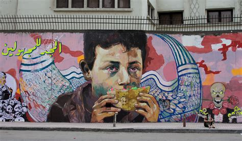 Military Wall Mural egypt s revolutionary street artists silenced by new